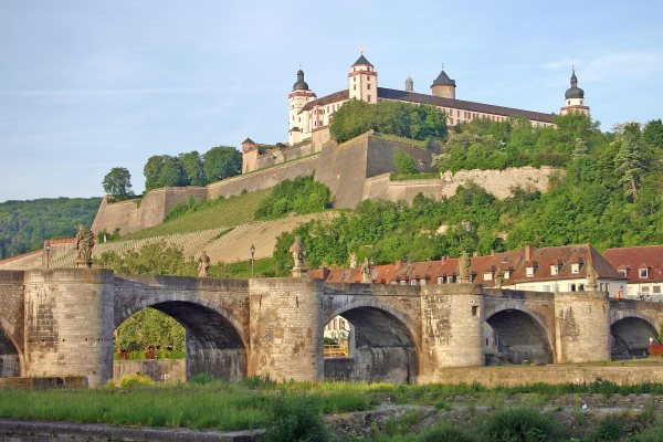 Würzburg Marienberg - Photo Credit: Wikipedia.org