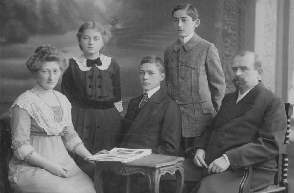 Panknin Family 1915