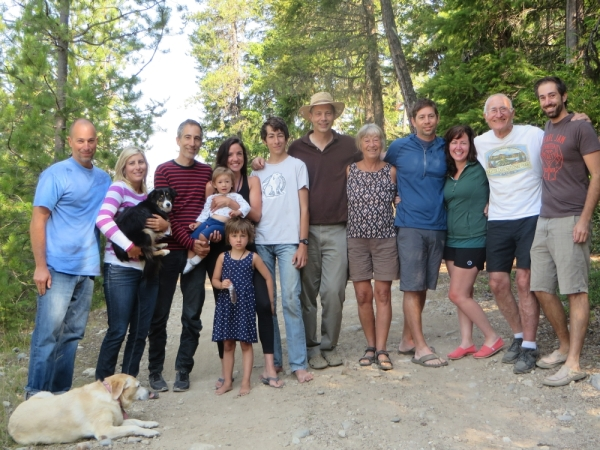 Family August 2014