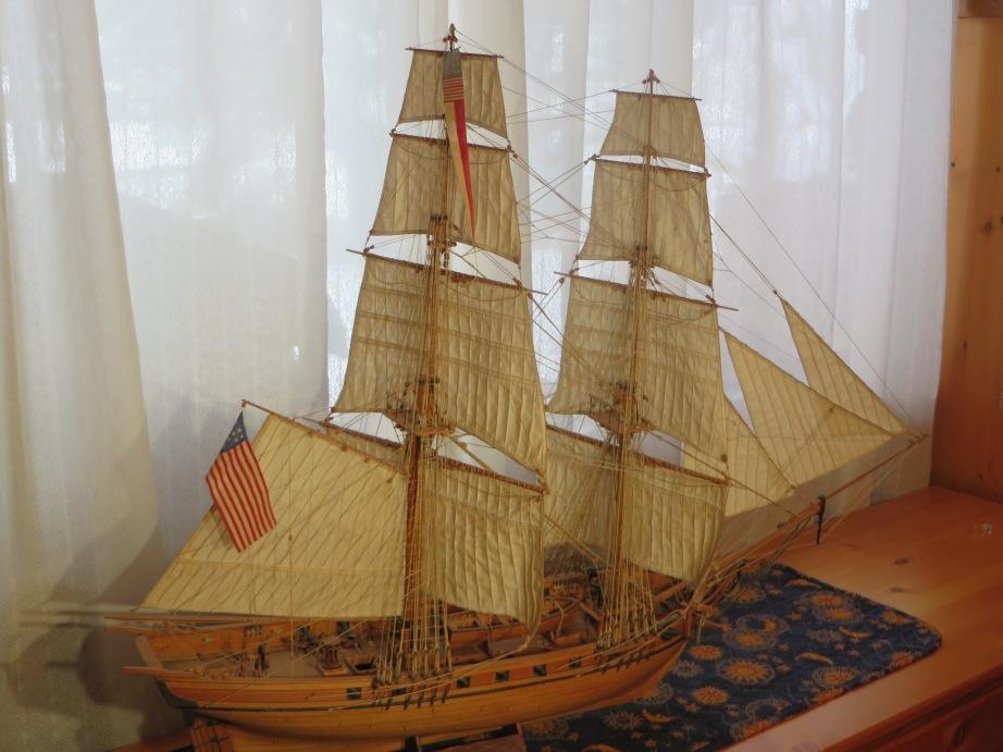 American Sailing Ship