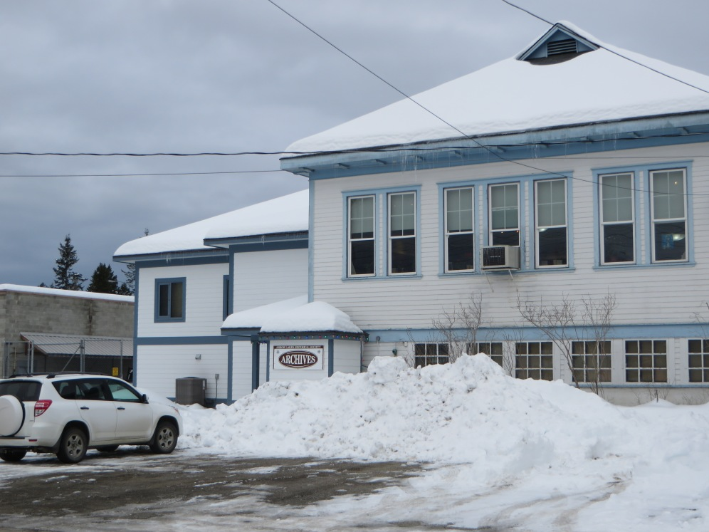 Arrow Lakes Historical Society Building