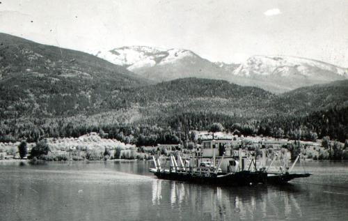 Fauquier-Needles Ferry