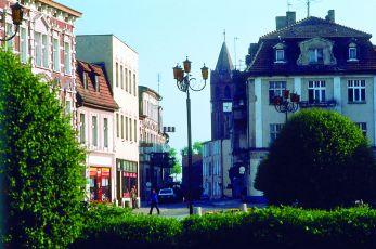Modern Town Area