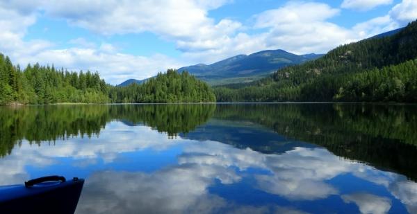 Whatshan Lake