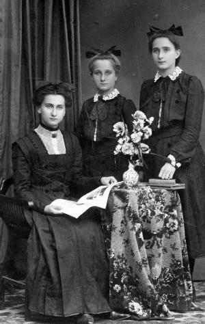 The Three 'Lilies'