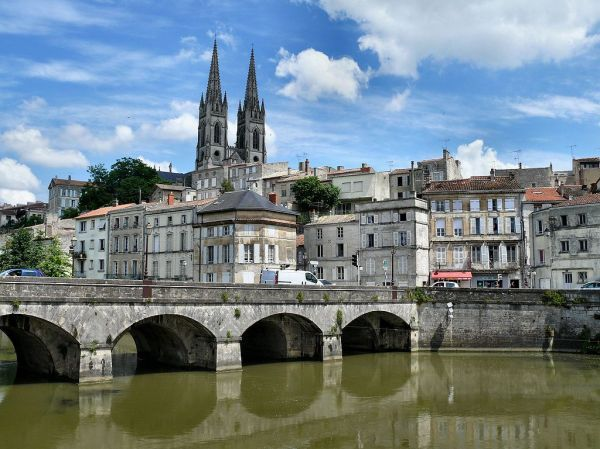 Niort in Central West France - Photo Credit: Wikipedia