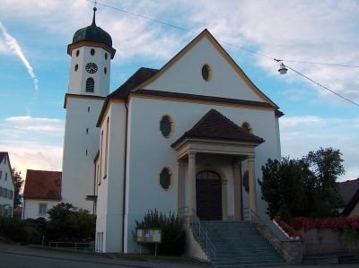 St. Peter and Paul Church Rohrdorf - Photo Credit: Wikipedia.org
