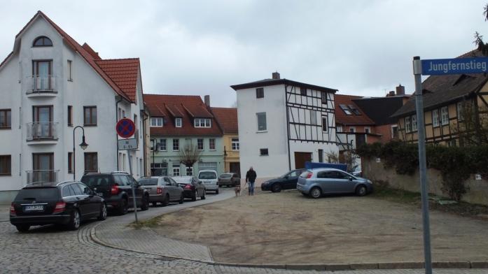 12 Friedensstraße am alten Magdeburger Tor