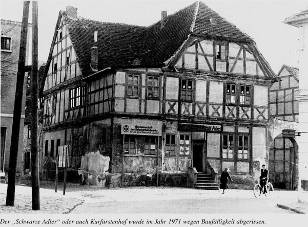18 Der alte -Schwarze Adler-