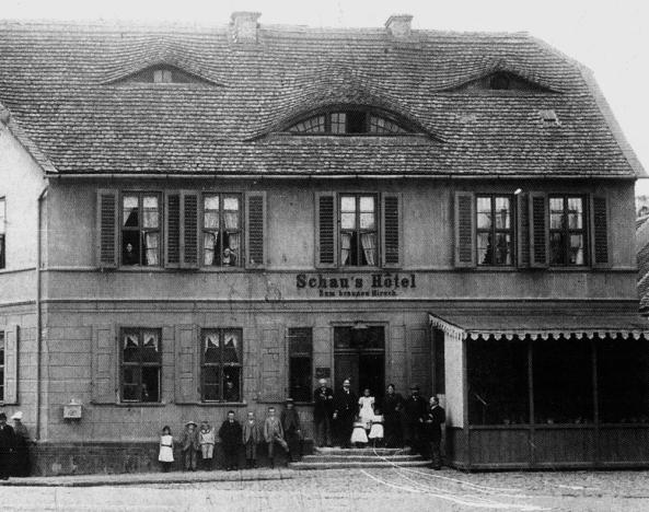 23 Schau's Hotel