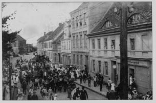 30 Ende des 19.Jh. Stendaler Straße Richtung Norden