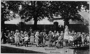 31 Kinderschule 1920