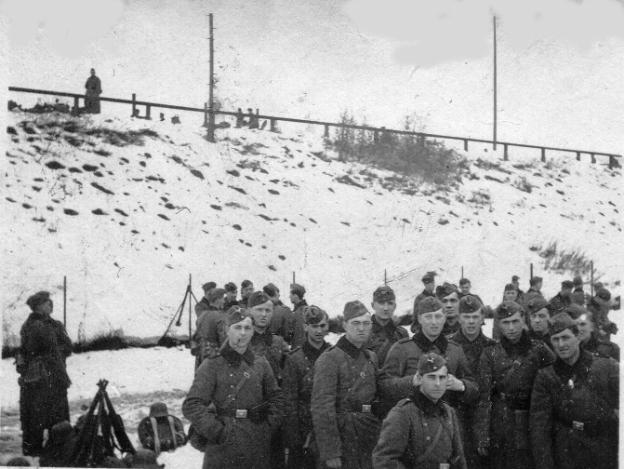Ankunft Rolf in Karlsruhe Januar 1940