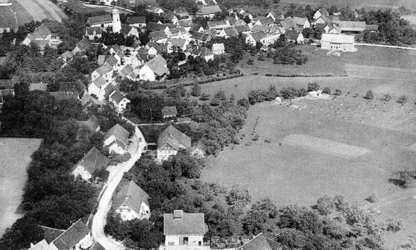 Rohrdorf near Messkirch