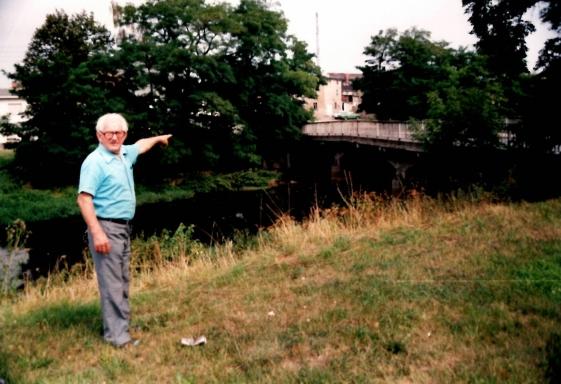 8 Foto Erhard Jahn von Eberhard Klopp ( 31.08.1990)