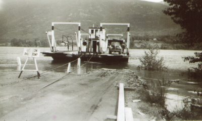 Ferry Service in the early 1920's