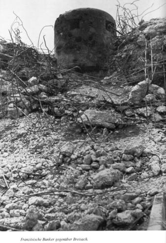 Göhri Zerstörter Bunker 2