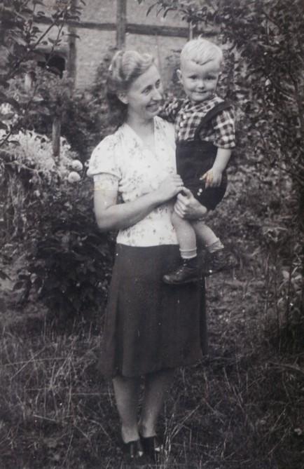 Hertha Dieter 1951