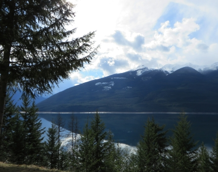 Arrow Lakes near Nakusp, BC