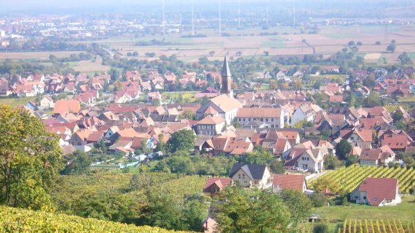 Kientzheim, Alsace, France - Photo Credit: Wikipedia.org