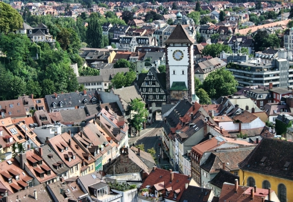Freiburg - Photo Credit: newline-magazine.com