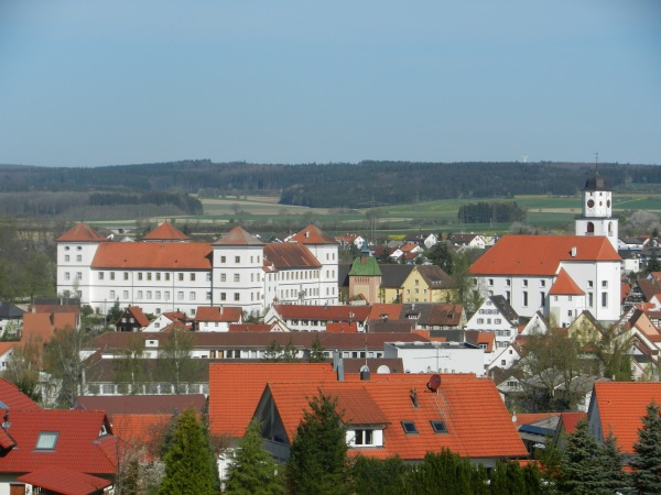 View of Messkirch 2012 - Photo Credit: wikipedia.org