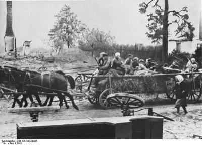 Refugees 1945