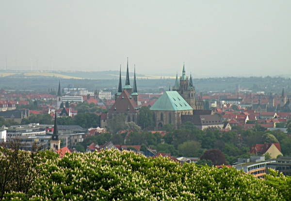 Erfurt, Thuringia - Photo Credit: Wikipedia.org