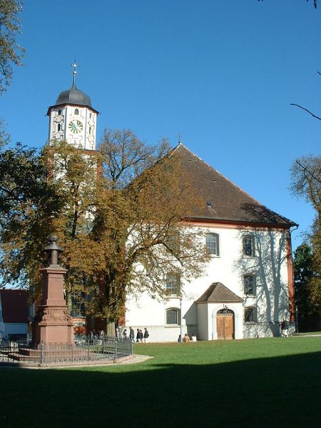 St. Martin Church Messkirch - Photo Credit: wikipedia.org