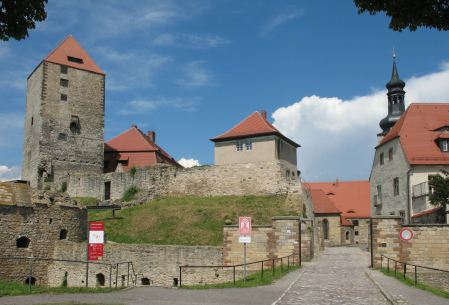 Burg Querfurt - Photo Credit: Wikipedia.org