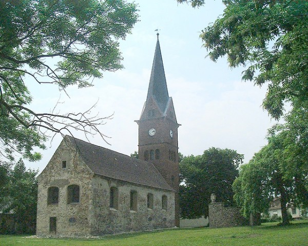 Zielitz Church
