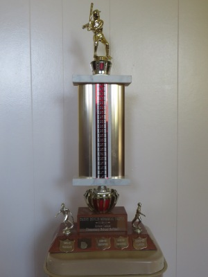 The Danny Devlin Memorial Trophy