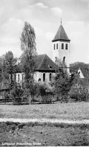 Church of Rudersberg