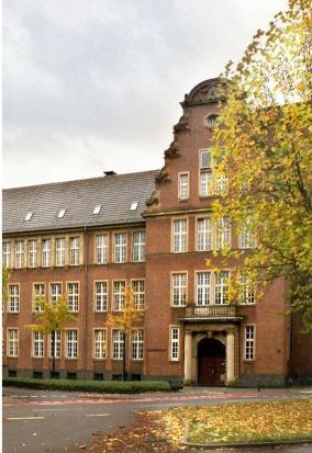Staatliches Gymnasium Wesel