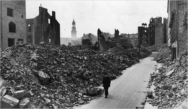 Germany 1945 - Photo Credit: nyt.com