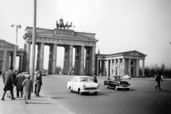 Brandenburg Gate 1959