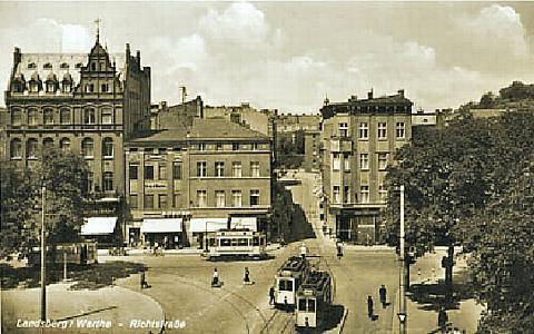 Landsberg before WWII