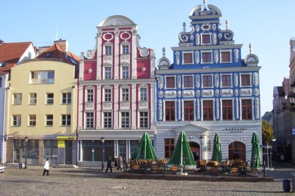 Altstadt von Stettin (heute Szczecin) Photo Credit: Wikipedia.org