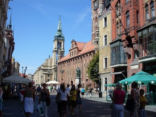 Today's Thorn (Torun) - Photo Credit: tripadviser.com