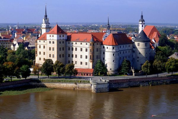 Castle Hartenfels at Torgau - PhtoCredit: wikipedia.org