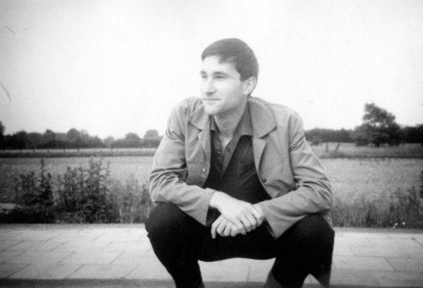 Peter Klopp at Age 19