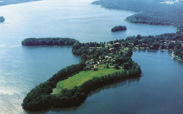 Scharmützel Lake Southeast of Berlin - Photo Credit:mittelalterkleidung.science