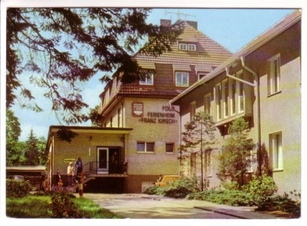"""Former """"Hotel Seehof"""" Renovated, Today's Wellness Center"""