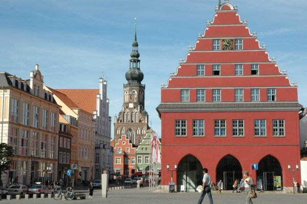 Greifswald_-_Town_Hall