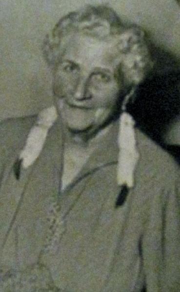 Aunt Juliane (late 1950's)