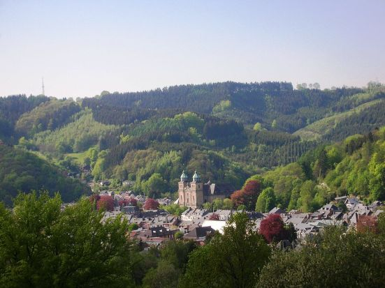 Malmedy, Belgium - Photo Credit: wikipedia.org
