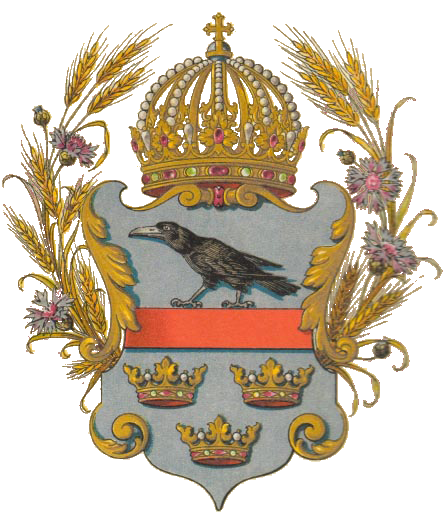 Coat-of-arms of the Kingdom of Galicia and Lodomeria in the 19th century