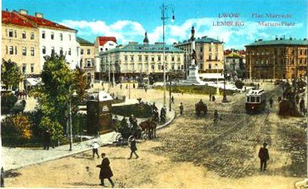 Lemberg1915 Mariyska (Lwow or Lviv)
