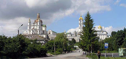 Pochayiv Lavra, the spiritual heart of the Orthodox in Volhynia
