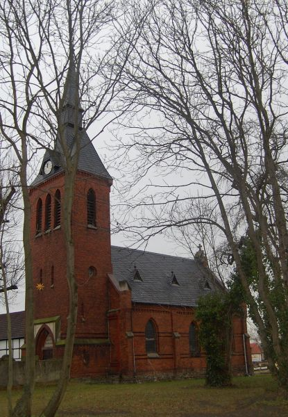 Church at Jersleben - Photo Credit: wikipedia.org